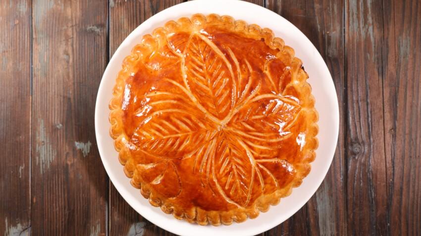 Galette des rois : la recette gourmande de Laurent Mariotte (sans frangipane)