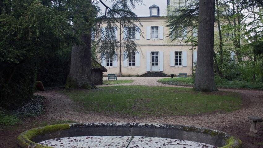 Zoom sur la maison de George Sand à Noant