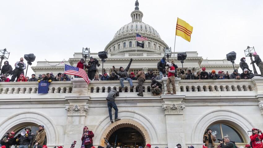 Donald Trump : après l'invasion du Capitole, Facebook prend une décision radicale