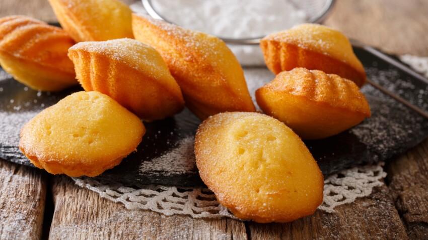 La recette des madeleines extra-moelleuses d'Eric Kayser