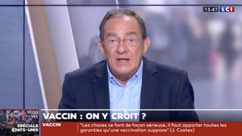Vaccin contre la Covid-19 : Jean-Pierre Pernaut pousse un coup de gueule pour sa première sur LCI