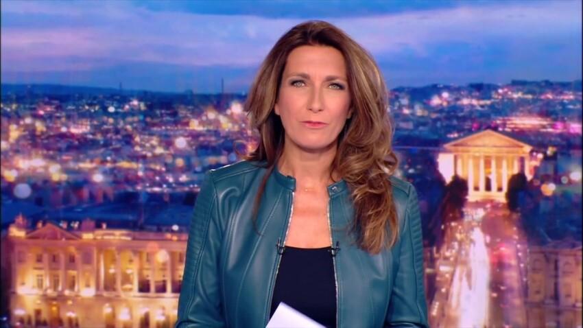 """""""Oups !"""" Anne-Claire Coudray s'excuse sur Twitter après une boulette dans le JT de TF1"""