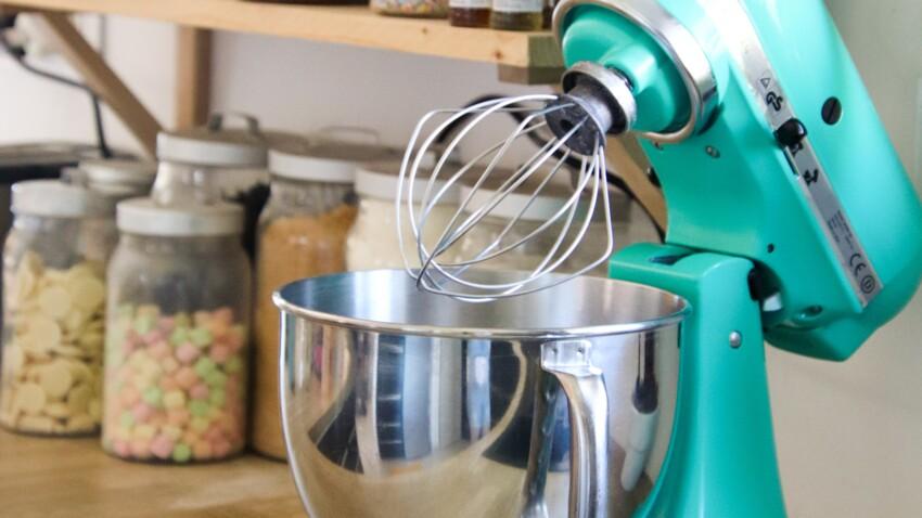 Cette astuce géniale pour nettoyer votre robot de cuisine