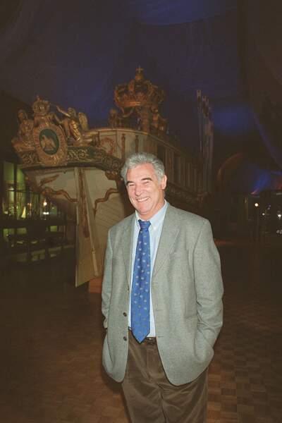 Georges Pernoud a su rassembler des millions de téléspectateurs devant leur écran, à chaque veille de week-end.