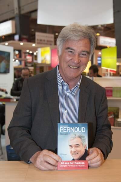 """Georges Pernoud avait raconté son histoire dans un livre intitulé """"Bon vent !"""", en 2016, peu de temps avant de quitter son émission phare. Le journaliste est parti vers d'autres horizons à l'âge de 73 ans."""