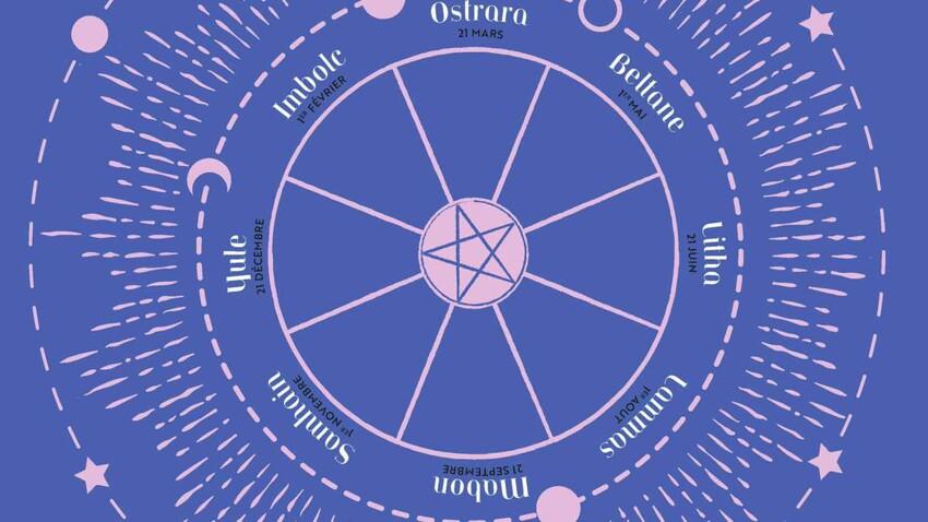 Roue de l'année : suivez le calendrier celte et redécouvrez les saisons