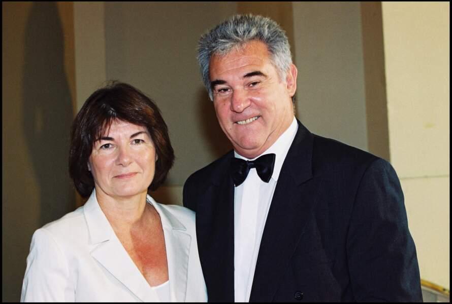 Le journaliste était marié à Monique, sa femme, depuis juillet 1973. Ils ont eu deux filles : Fanny, née en 1975, et Julie, née en 1978.