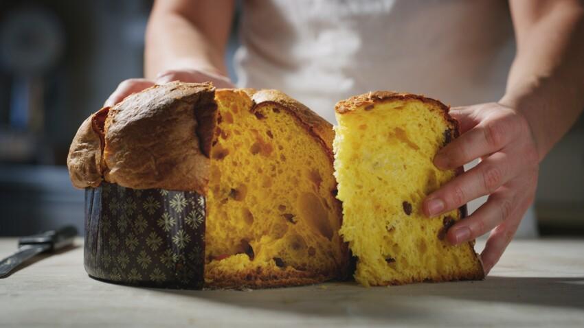 La recette gourmande de panettone de Cyril Lignac pour le petit déjeuner