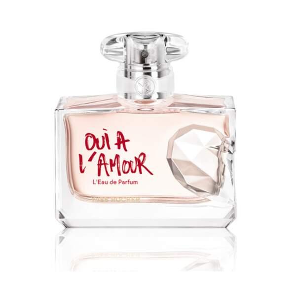 Oui à l'Amour L'Eau de Parfum, Yves Rocher