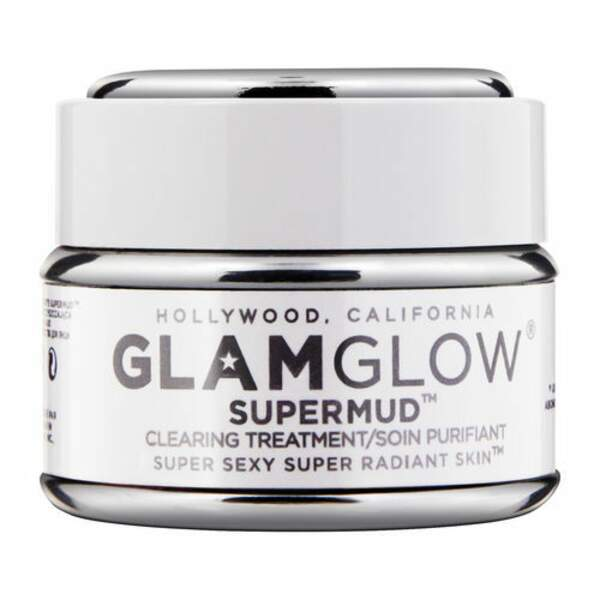 Supermud Soin Purifiant, GlamGlow, pot 34 g, prix indicatif : 49,90 €