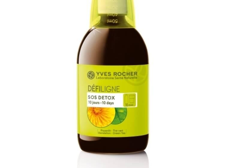 Defiligne SOS Detox 10 Jours de YVES ROCHER, profitez et ...