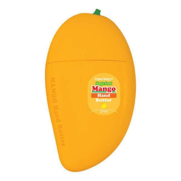 TONY MOLY : Magic Food Mango Hand Butter, tube, 8,50 €en exclusivité chez Sephora