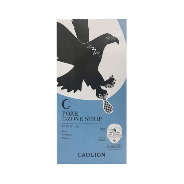 Soin des Pores - Patch Zone T, Caolion, sachet, prix indicatif : 4,95 €