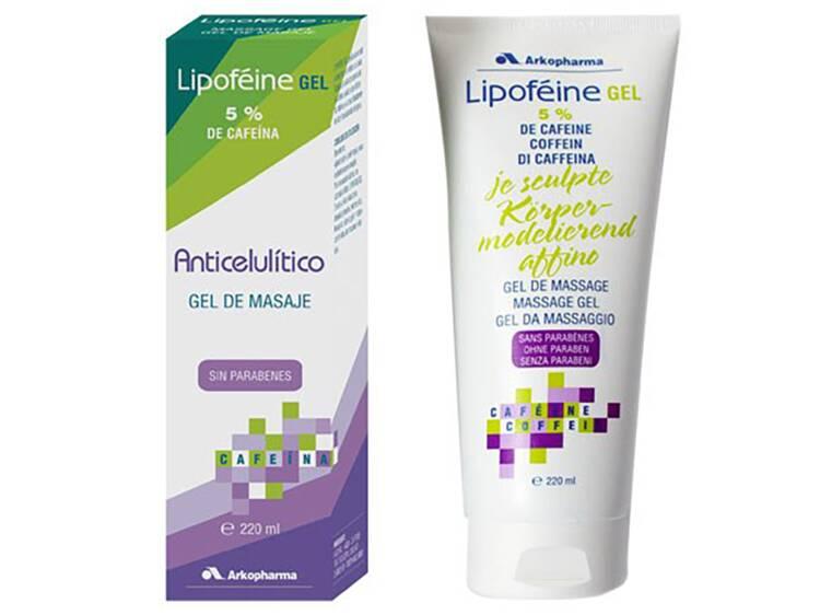 lipoféine Gel 5 % de ARKOPHARMA, profitez et partagez vos