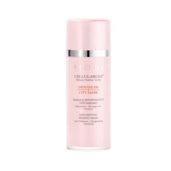 Cellularose - Detoxilyn - Masque Effervescent Détoxifiant, By Terry, flacon 80 g, prix indicatif : 78 €