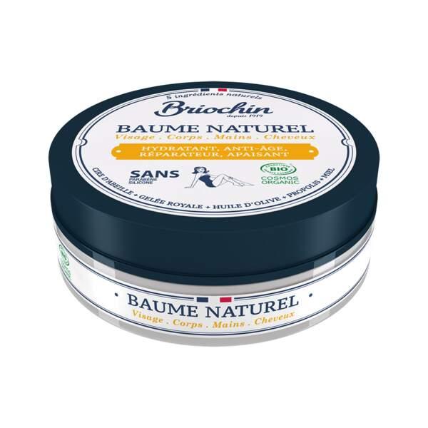 Baume Naturel, Briochin, pot 100 ml, prix indicatif : 9,90 €