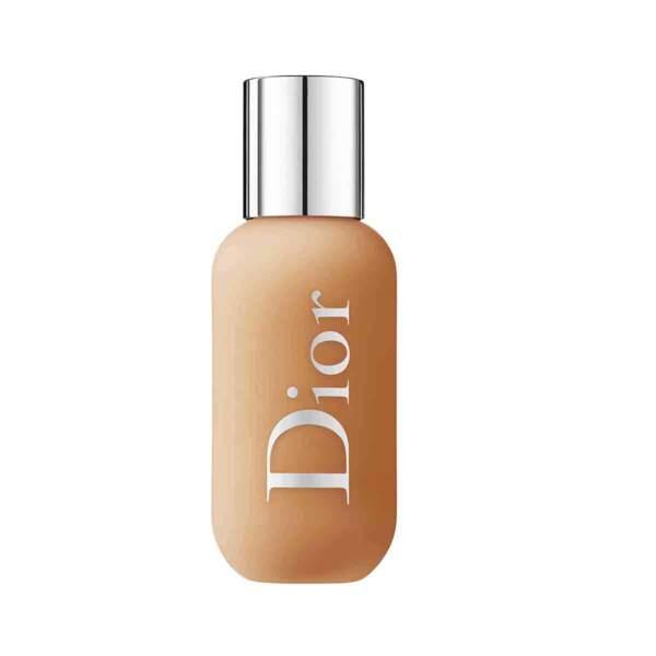 Dior Backstage Fond de Teint Visage et Corps, Dior, prix indicatif : 39 €