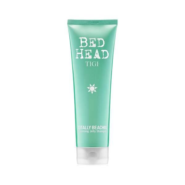 Bed Head - Totally Beachin - Shampooing-Gelée Purifiant, Tigi, tube 250 ml, prix indicatif : 20,80 €