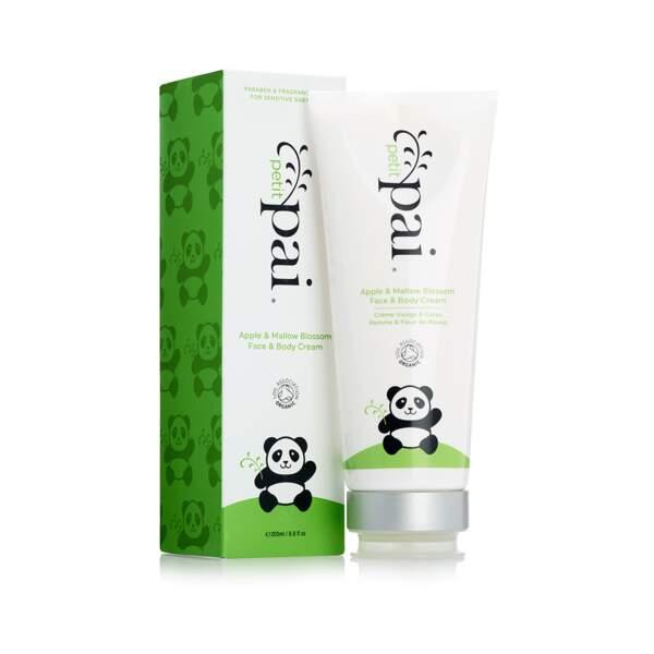 Petit Paï Crème Visage & Corps, Paï Skincare, tube 20 ml, prix indicatif : 26 €