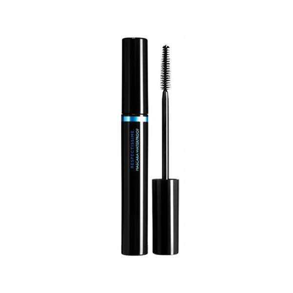 Respectissime - Mascara Waterproof, La Roche-Posay, flaconnette 7,6 ml, prix indicatif : 16,90 €