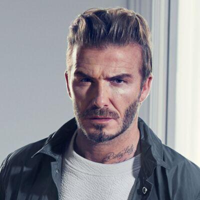 L'actu de David Beckham