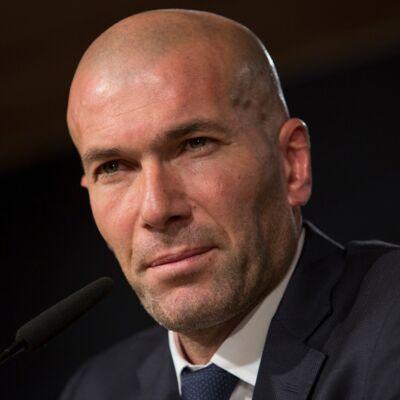 L'actu de Zinedine Zidane