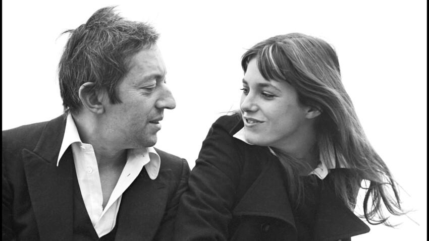 """Serge Gainsbourg très pudique : Jane Birkin confie ne l'avoir jamais vu """"à poil debout"""""""
