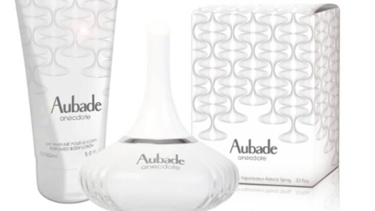 Aubade dévoile son second parfum féminin