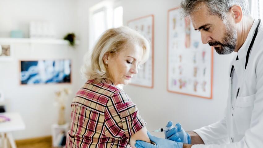 Encore trop de seniors de plus de 55 ans non vaccinés !
