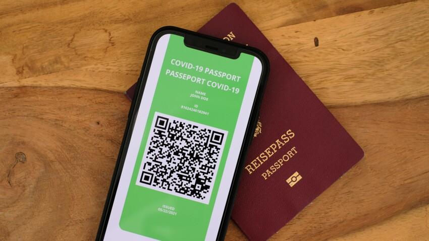 L'astuce pour avoir facilement et rapidement accès à son pass sanitaire sur smartphone