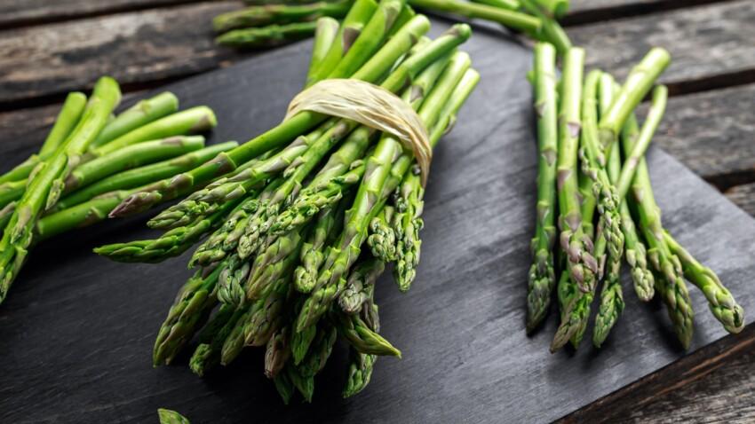 5 bonnes raisons de consommer des asperges après 50 ans