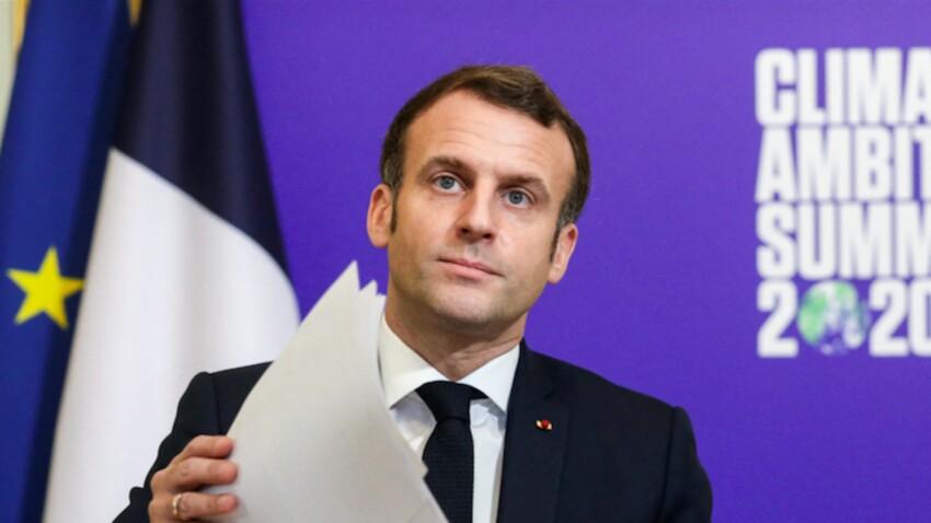 Emmanuel Macron : ce tapis à l'Elysée qui le met dans l'embarras