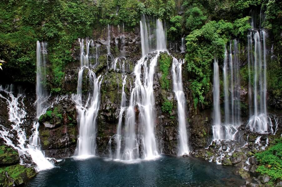 La cascade de Grand-Galet