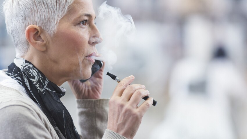 Vapoter pour moins fumer : il n'y a aucun avantage pour le cœur