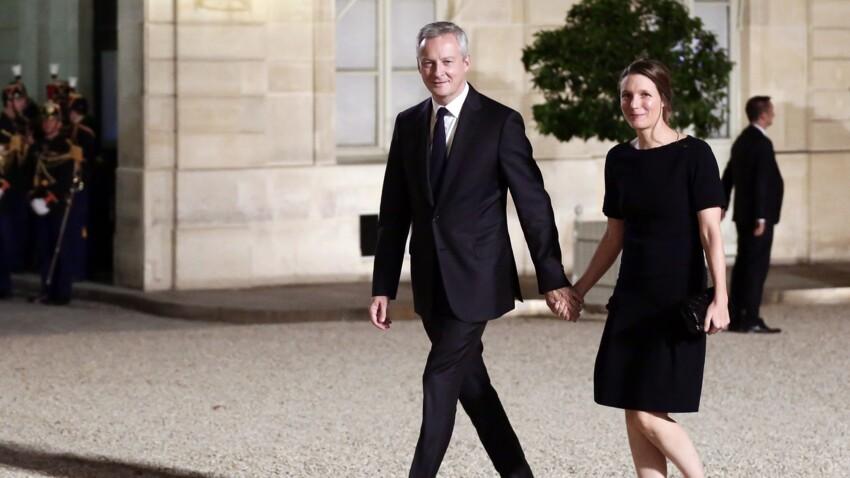 Bruno Le Maire : qui est sa femme, Pauline Doussau de Bazignan ?