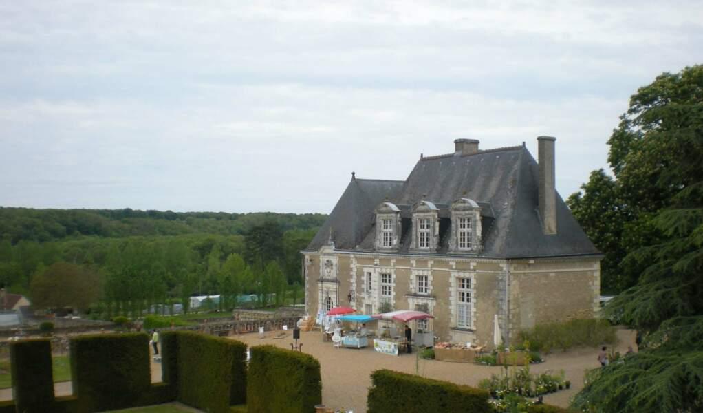 Le château de Valmer