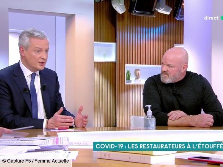 Couvre-feu généralisé à 18h : acculé par Philippe Etchebest, Bruno Le Maire vend la mèche