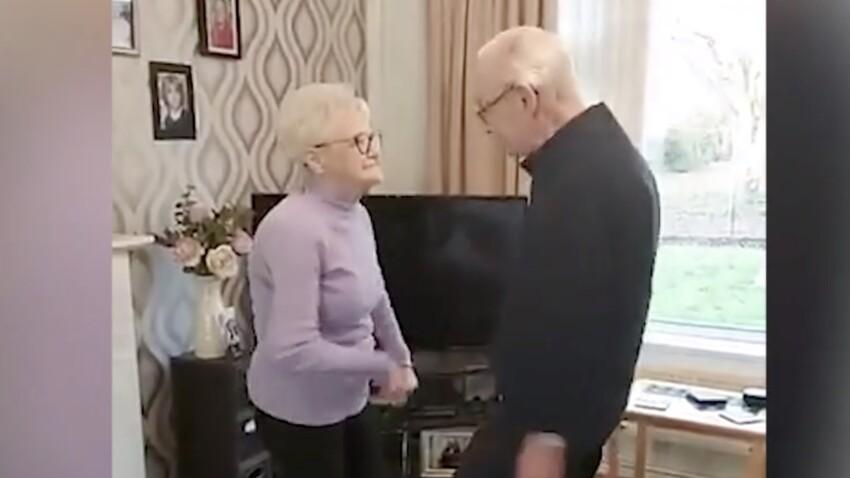 Ce couple d'octogénaires qui dansent fait un carton sur TikTok !