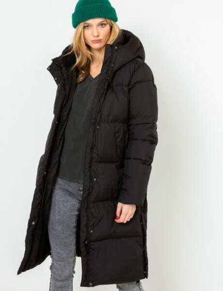 Trendy şişme ceket: zamansız