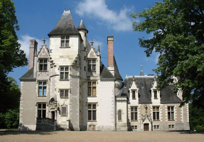 Le château de Candé