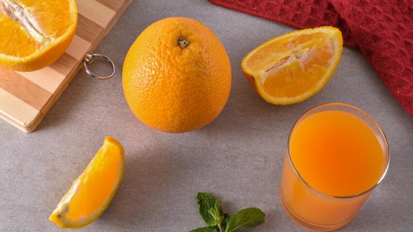 5 astuces géniales pour faire un excellent jus d'orange maison