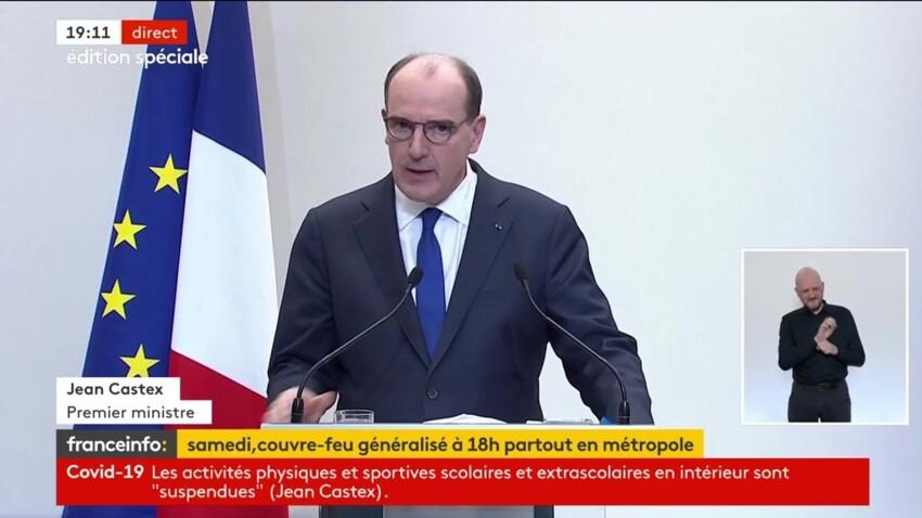 Vacances de février : limites de déplacements, réservations... les annonces de Jean Castex