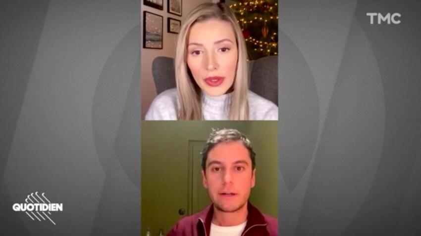 """""""La pub du gouvernement"""" : le lapsus malencontreux de l'influenceuse EmmaCakeCup sur son live avec Gabriel Attal"""