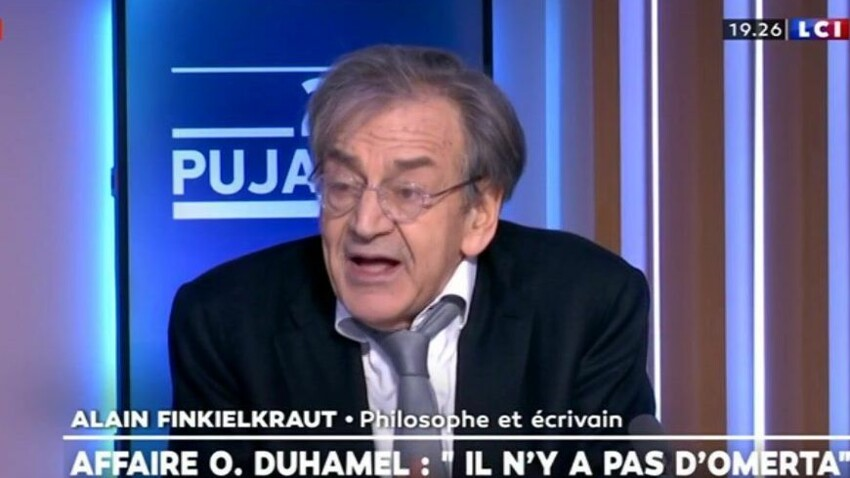 Alain Finkielkraut, évincé de LCI après ses propos sur Olivier Duhamel : il veut saisir la justice