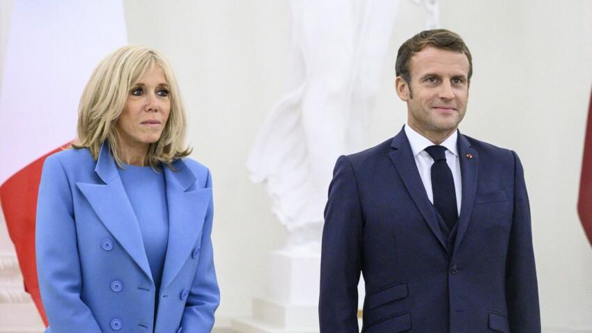 Emmanuel et Brigitte Macron : leur concession pour la galette des rois de l'Elysée