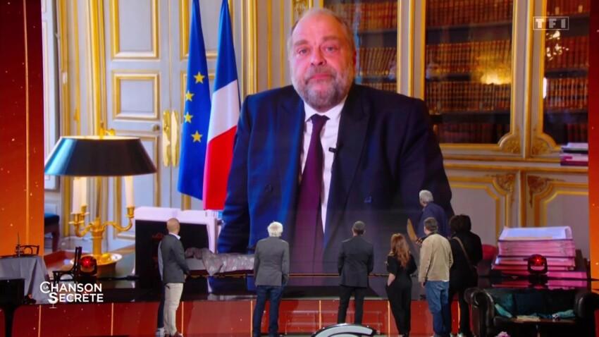 """Éric Dupond-Moretti : son adorable message d'amour à sa compagne Isabelle Boulay dans """"La chanson secrète"""""""