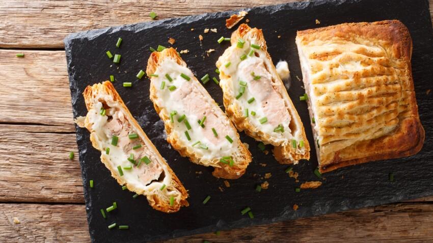 """""""Tous en cuisine"""" : la recette du koulibiac de saumon et beurre blanc de Cyril Lignac"""