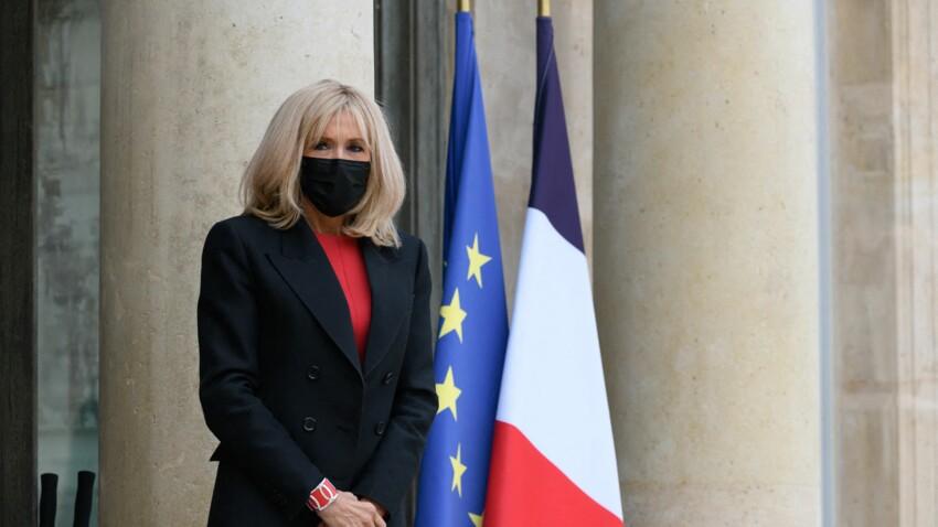Brigitte Macron se confie sur son anxiété depuis sa contamination au Covid-19