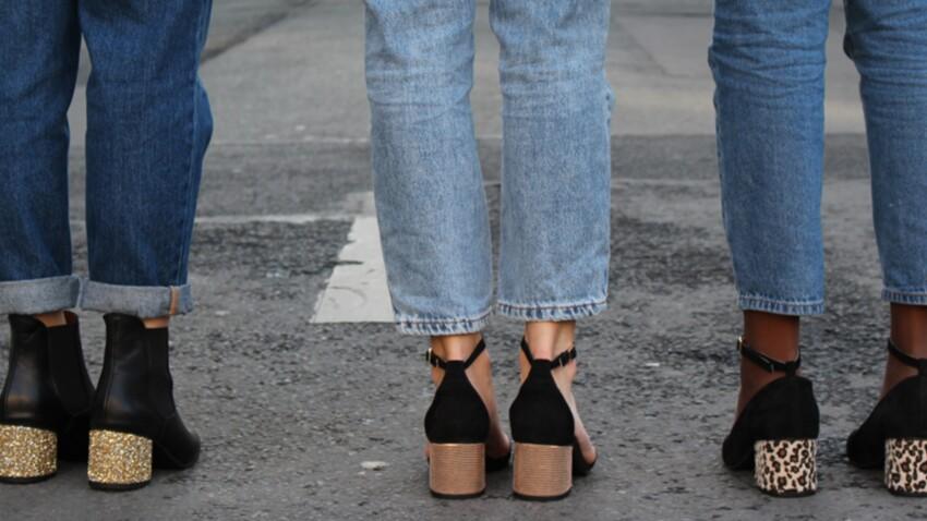 Voici la nouvelle forme de talons parfaite pour marcher sans avoir mal... (et tendance !)