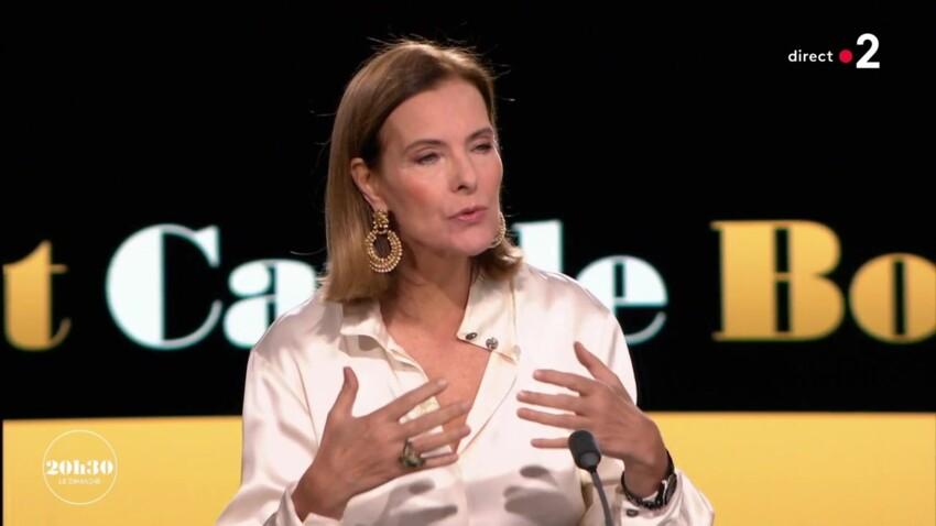 """""""Mais comment peux-tu me répondre ça ?"""" : Carole Bouquet choquée par une remarque de son fils sur l'affaire Olivier Duhamel"""